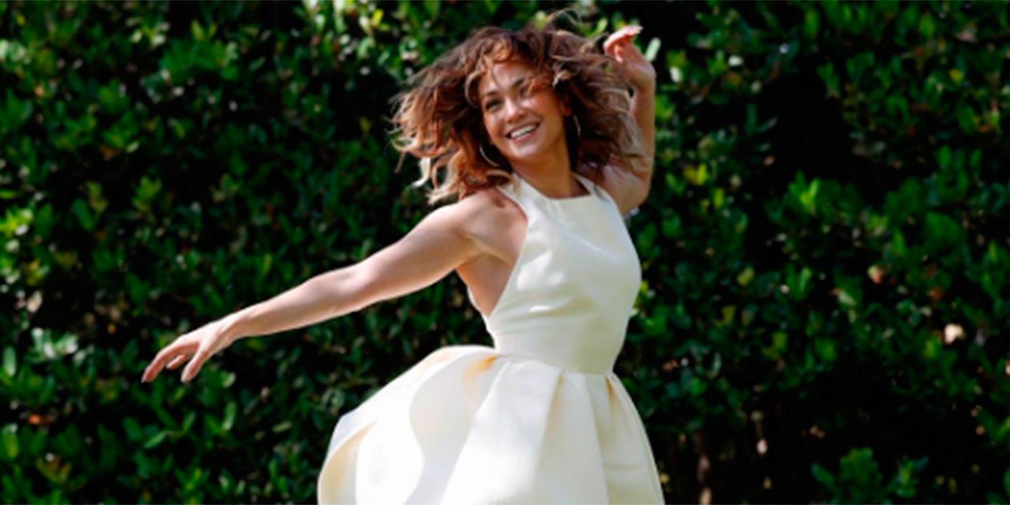Jennifer Lopez y su vídeo bajo la lluvia con 'Dirty Dancing'
