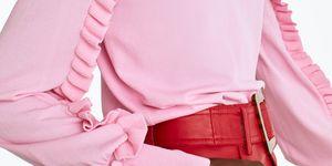 jersey fino rosa uterque
