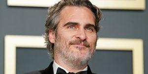 Sala de prensa de los 92º Oscar Joaquin Phoenix elle.es