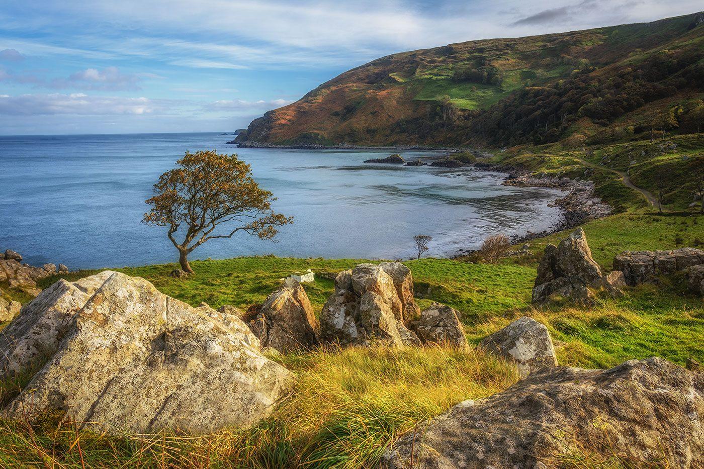 Juego de Tronos Irlanda Murlough Bay
