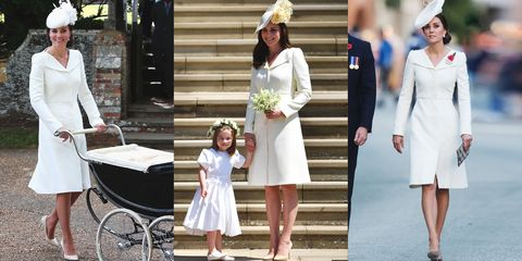 1e06853725b Solving a Royal Wedding Mystery  Was Kate Middleton s  Recycled  Look  Actually New