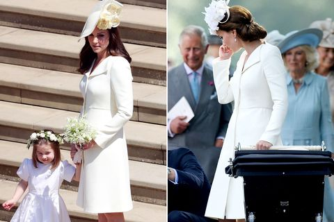 30ebf8c69ec Solving a Royal Wedding Mystery  Was Kate Middleton s  Recycled ...