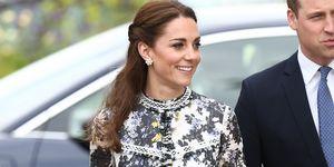 Kate Middleton alpargatas cuña Castañer