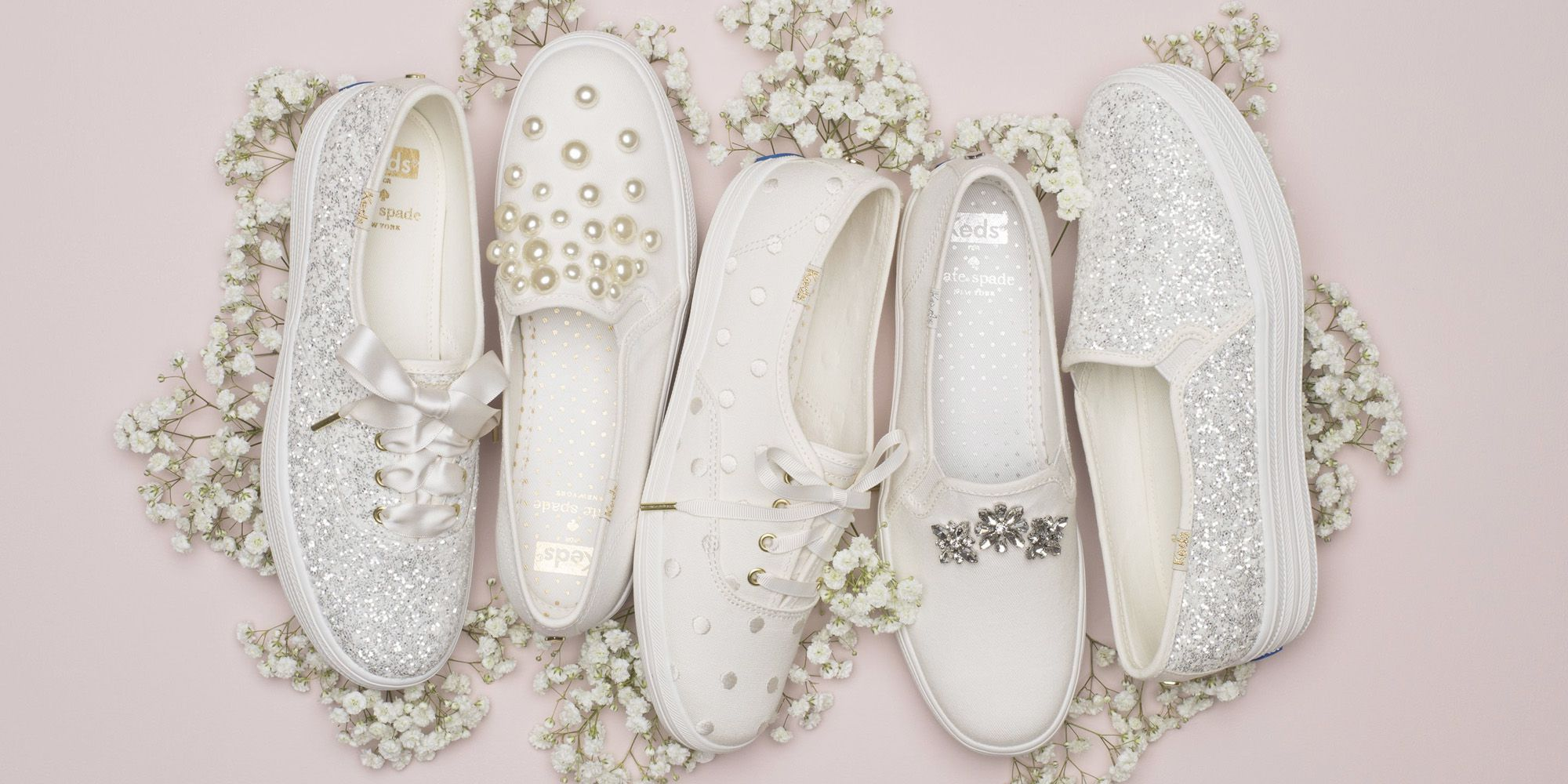 Keds and kate spade have solved your wedding day troubles junglespirit Images