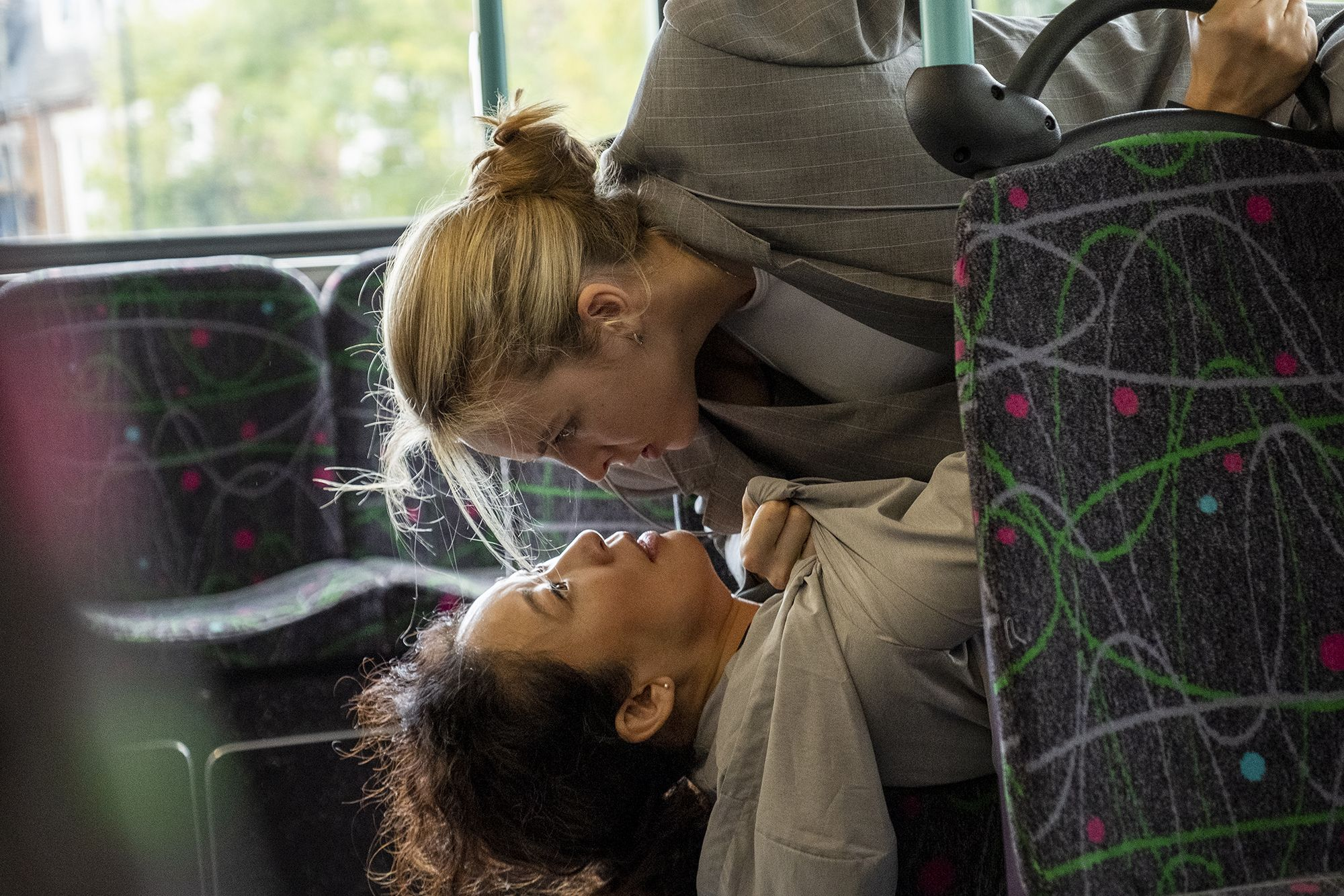Killing Eve autobús