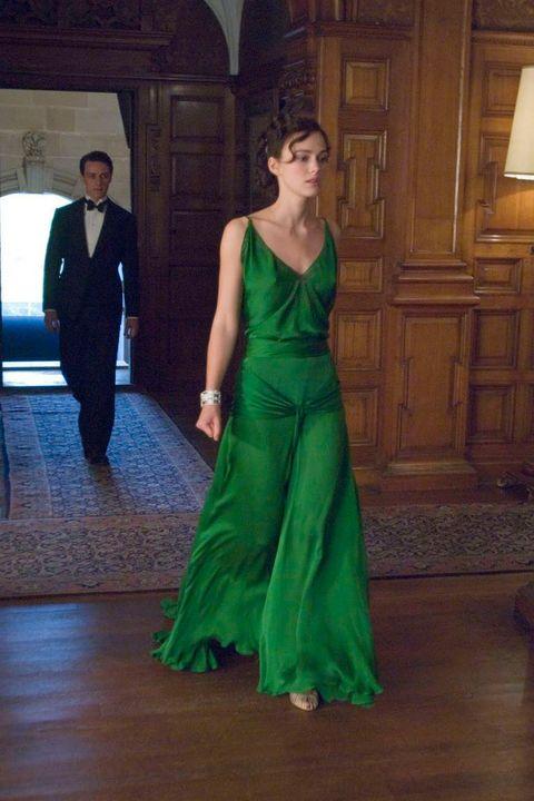 Vestidos verdes inolvidables