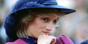 Lady Di elle.es broadway