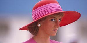 Princesa Diana elle.es