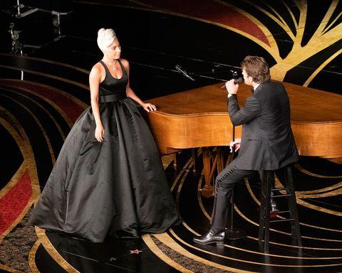 Lady Gaga Bradley Coope Oscar 2019