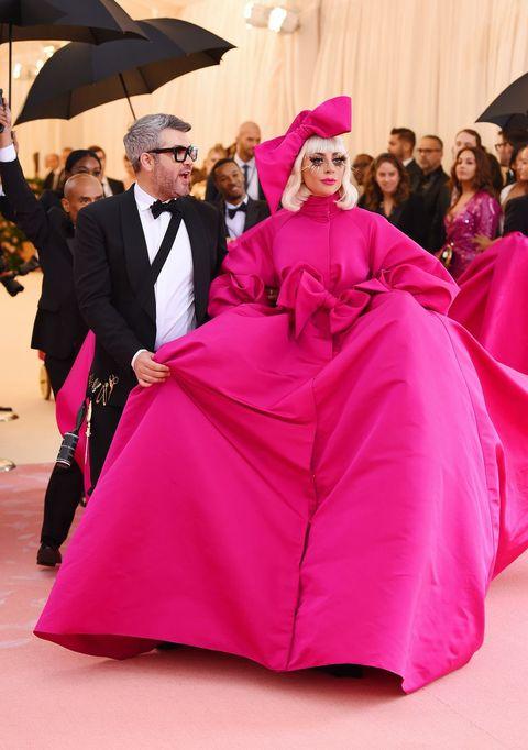 Lady Gaga en laGala Met 2019