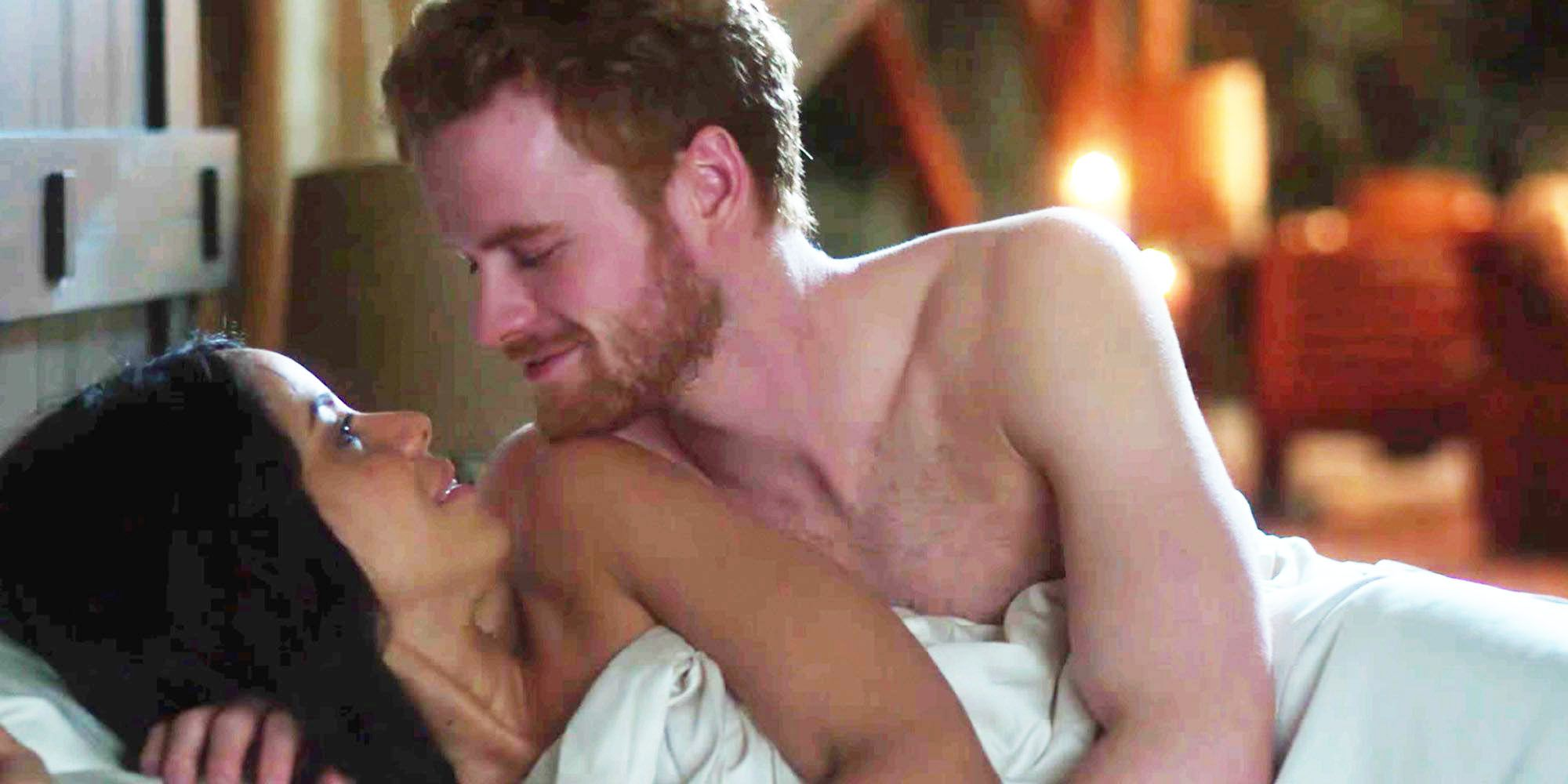 Prince Harry and Meghan Markle Fashiontime Original Sex Scene