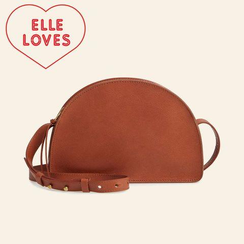 Bag, Brown, Tan, Personal protective equipment, Leather, Handbag, Fashion accessory, Coin purse, Equestrian helmet, Helmet,