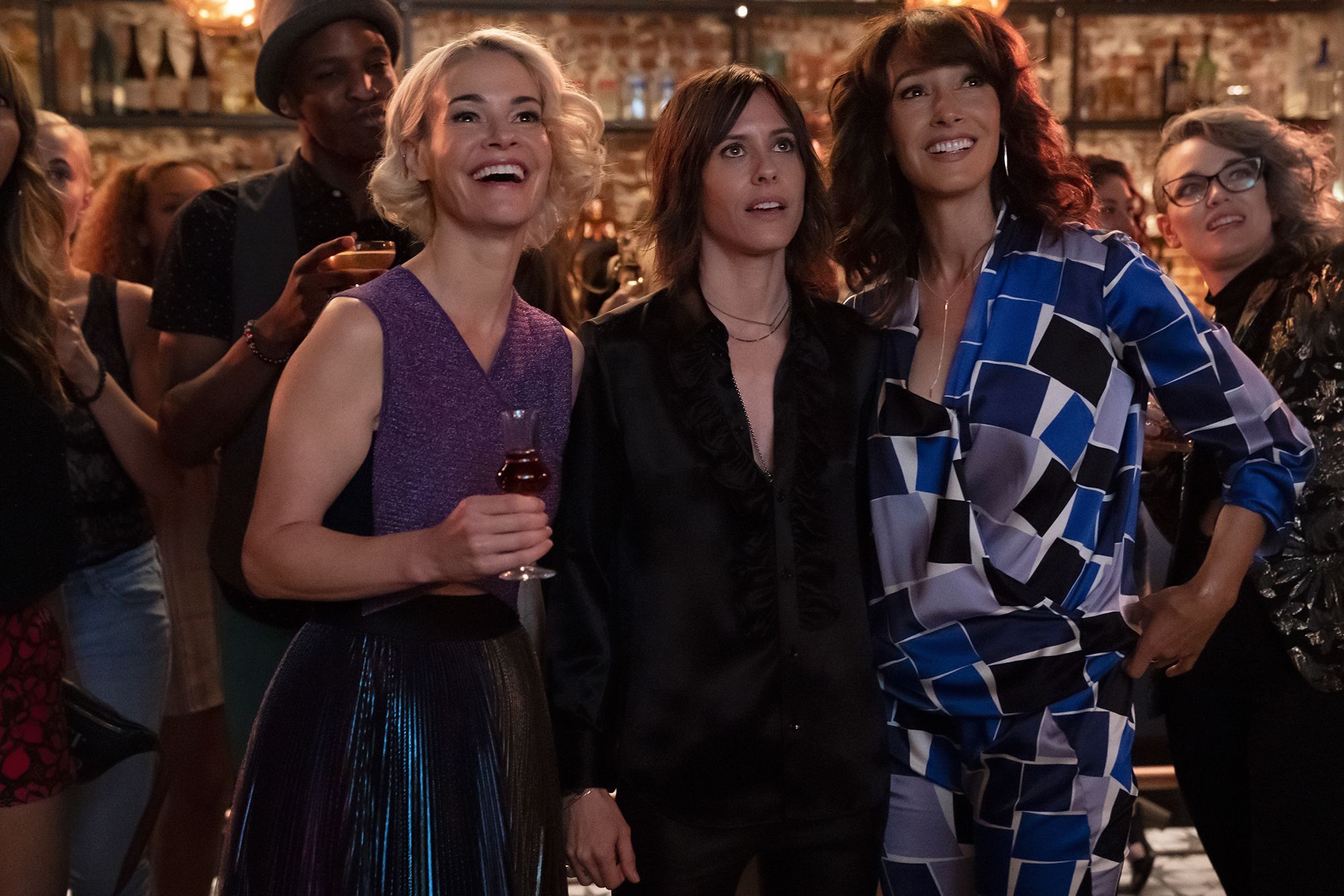 Going to an L Word: Generation Q Watch Party Is Like Going to a Big, Happy Queer Reunion