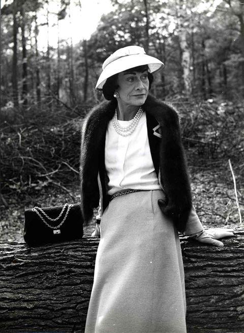 Η τσάντα Chanel 2.55 - Ιστορία της μόδας