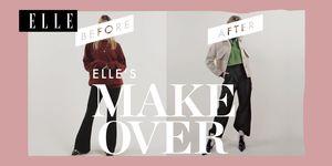 ELLE's Make-Over met Roos
