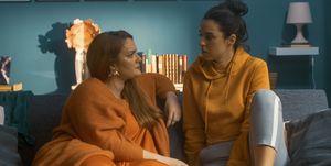 mar y maria, cortometraje sobre la violencia machista de Afi Oco