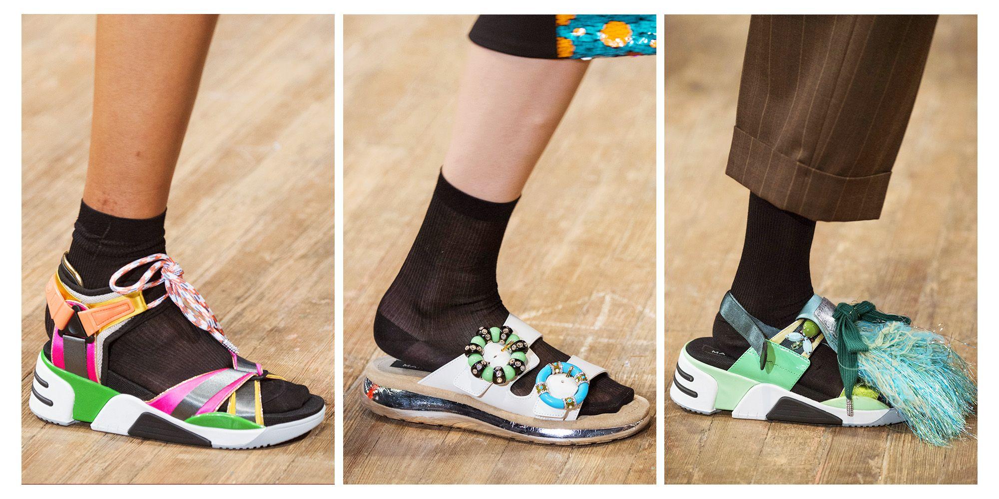 Trendy Sandals Spring-Summer 2019