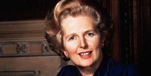 Primera ministra Margaret Thatcher 1979 elle.es