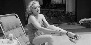 Marilyn Monroe verano