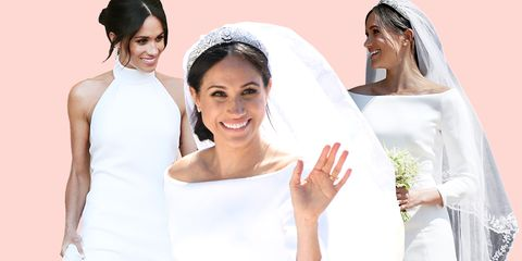 8073e9bbd1b Meghan Markle s Bridal Style Is Already Impacting the Wedding Industry