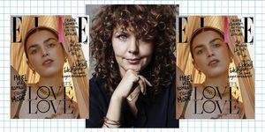 ELLE meinummer 2019, ELLE, ELLE mei, Edine Russel, editorial Edine Russel