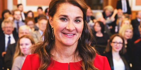 Melinda Gates Philanthropy