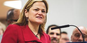 NYC Council Speaker Melissa Mark-Viverito