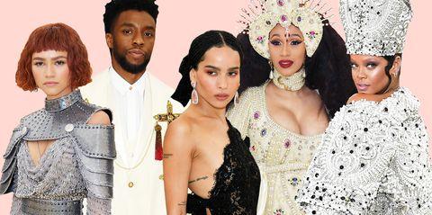 Met Gala 2018 Best Looks