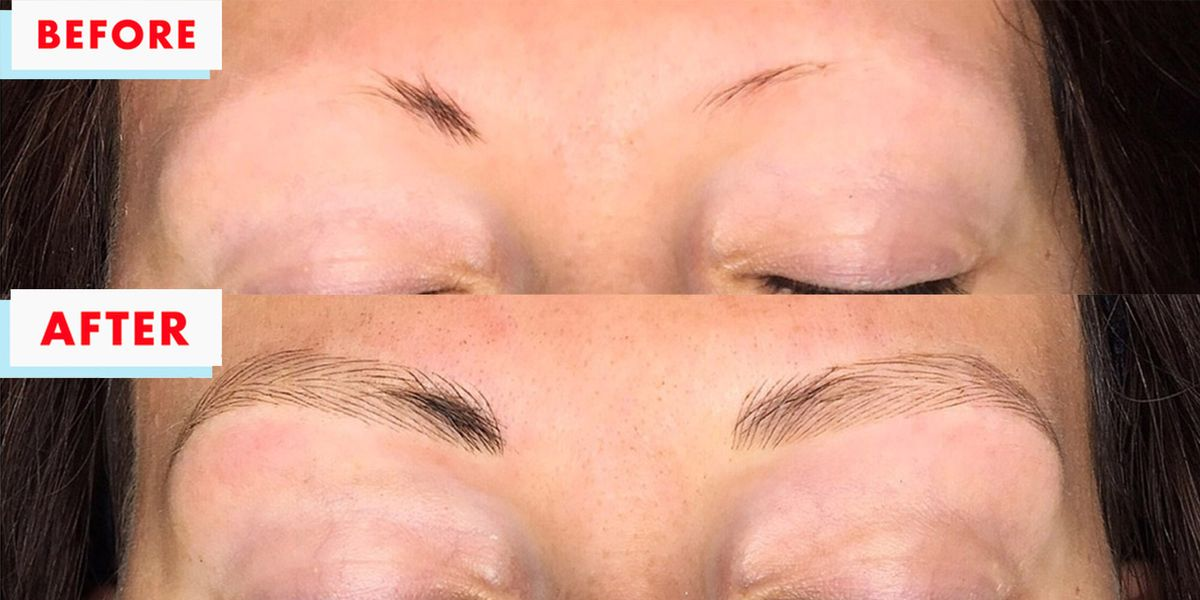 What Is Eyebrow Microblading How To Get Semi Permanent Eyebrow Tattoos