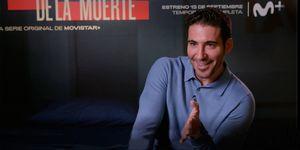 Miguel Ángel Silvestre vídeo Elle test acentos