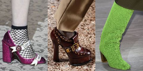343e8896f4e The Best Shoes From Milan Fashion Week Fall 2018