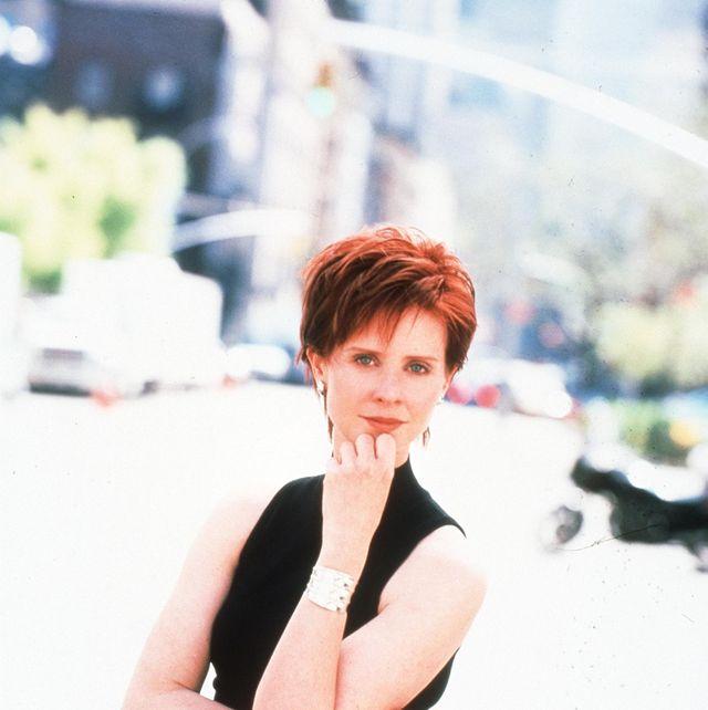 Cynthia Nixon sexo en Nueva York elle.es
