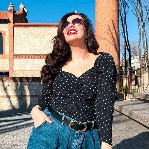 H M Elige A Una Espanola De Talla Grande Como Modelo De Instagram