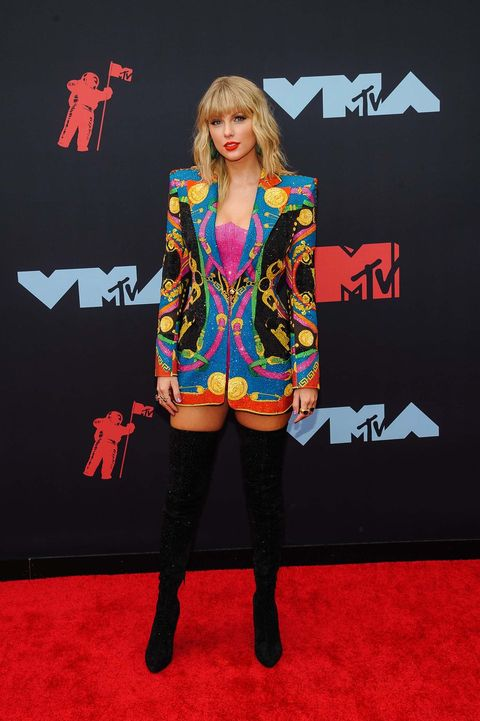 MTV Video Music Awards 2019 vestidos alfombra roja