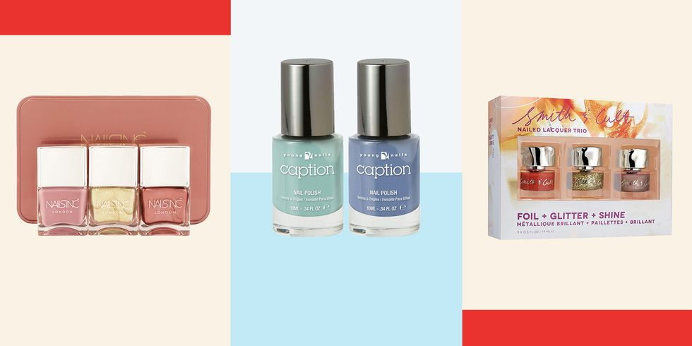 The Best Nail Polish Gift Sets for the Holidays