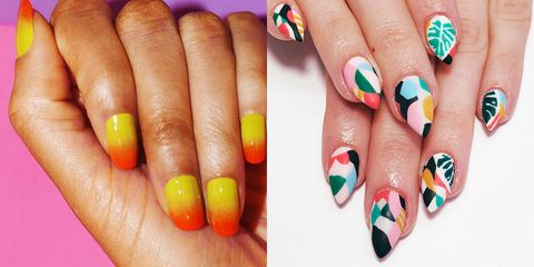 image - 20 Cool Summer Nail Art Designs - Easy Summer Manicure Ideas