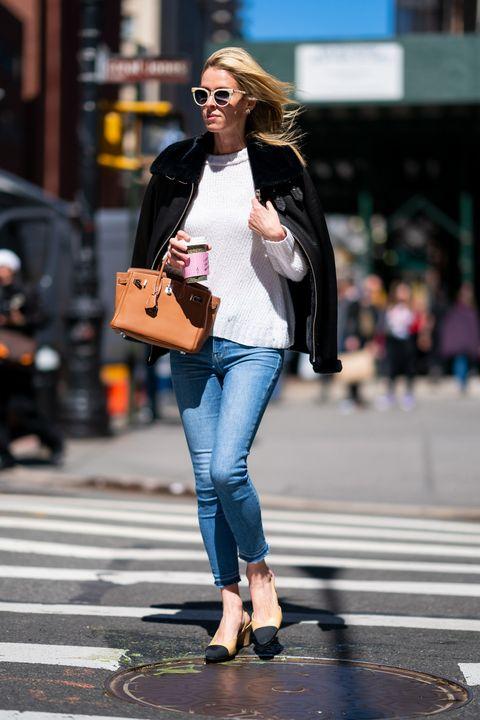 Nicky Hilton street style primavera