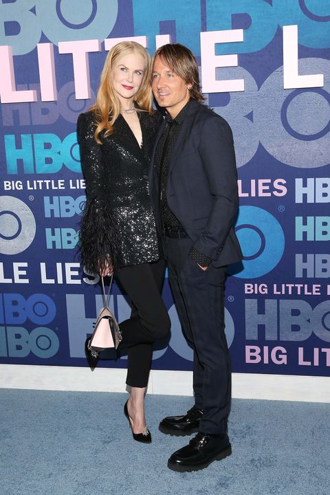 Nicole Kidman y Keith Urban Big Little Lies estreno segunda temporada