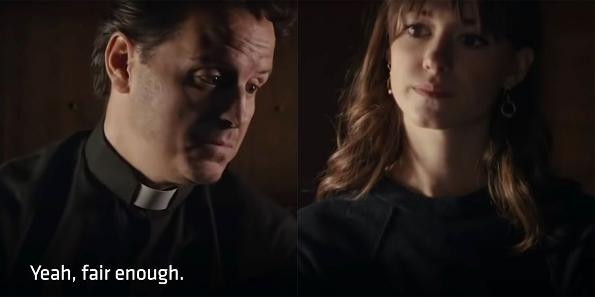 Watch Marianne and Connell Spar with the Hot Priest in New 'Normal People' Special
