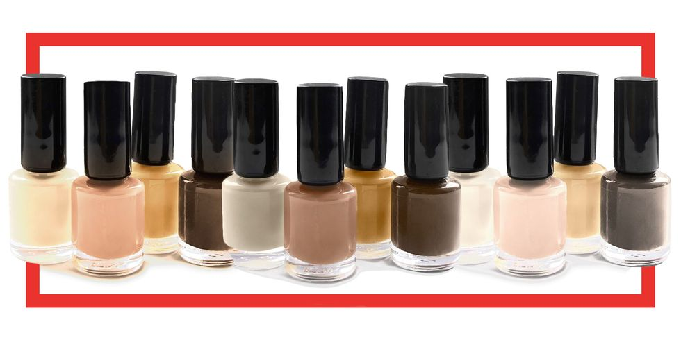 Nude Nail Polish Is a Lie. Here are 45 Hues That Work for Every Skin Tone.