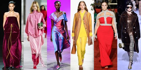 9105eb8b7d51 Top Fall 2018 Fashion Trends - Best Fall 2018 Runway Style for Women