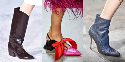 0d7de3bcaf2 Fall 2018 Shoe Trends - The Hottest Shoes Walking at New York ...