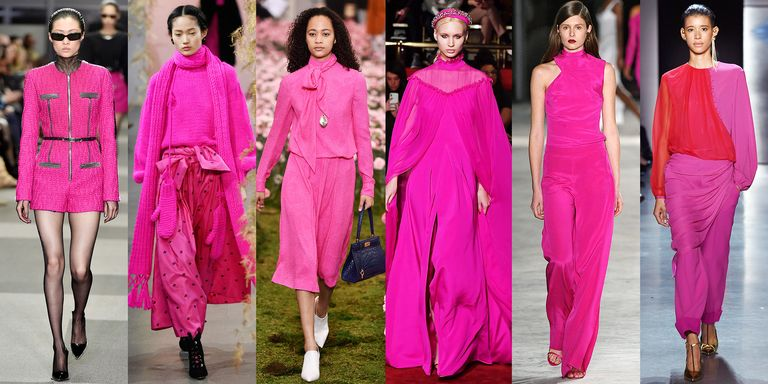 Top Fall 2018 Fashion Trends Best Fall 2018 Runway Style For Women