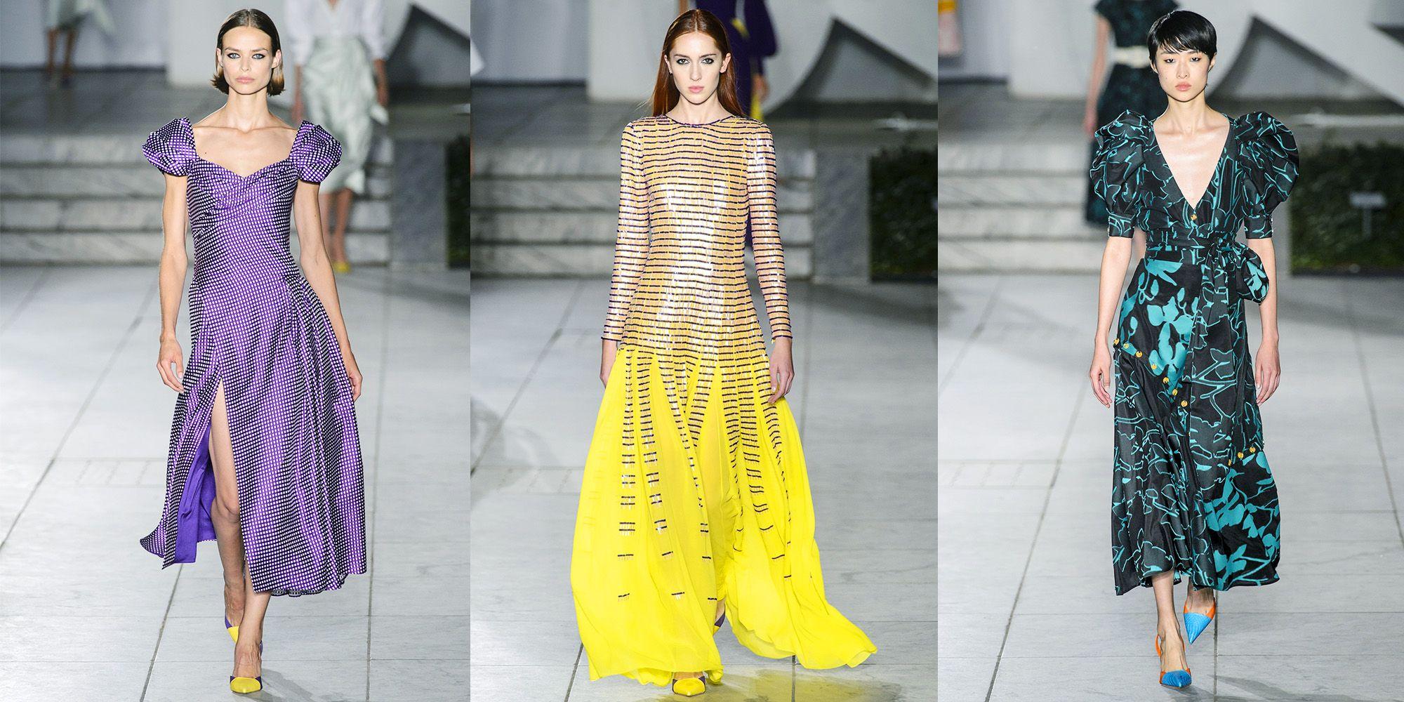 Carolina herrera spring 2018 fashion show