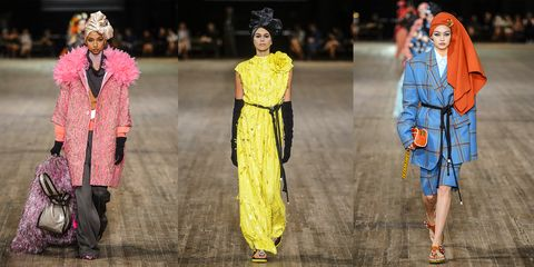429f3378a7da Marc Jacobs SS18 Runway Show - Marc Jacobs Collection Fashion Week ...