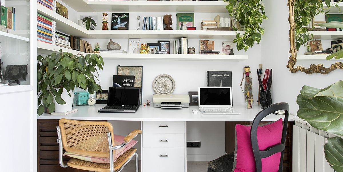 Oficina En Casa Ideas Para Crear Un Espacio Eficiente Y Cómodo