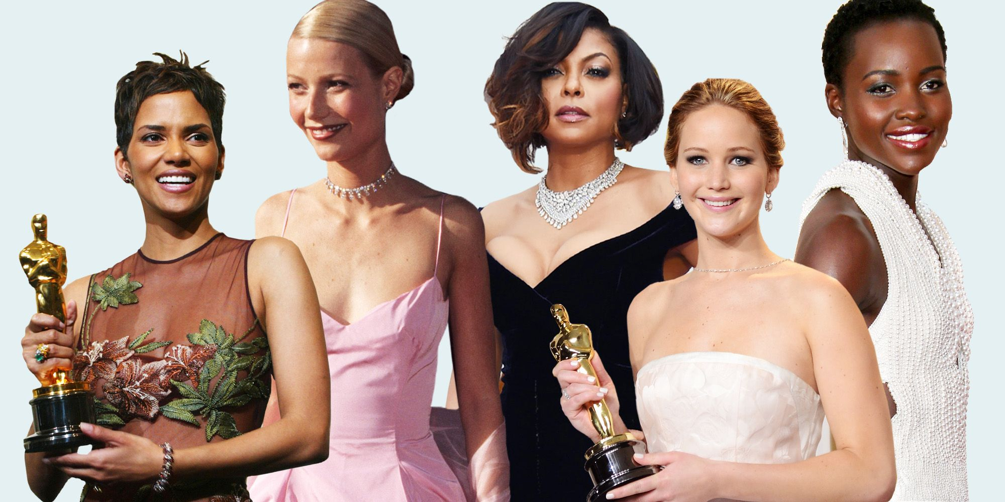 53 of the Most Iconic Oscar Gowns of All Time
