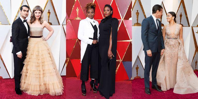 Oscar 2018 Couples