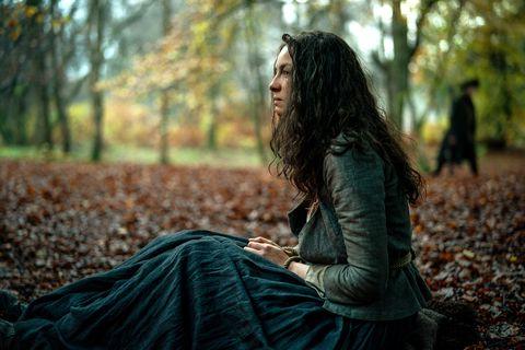 caitriona balfe in outlander season 5 episode 12
