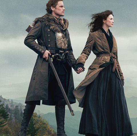 Sam Heughan And Caitriona Balfe Tease Outlander Season 4